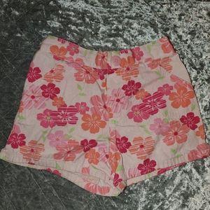 Girls size 4T shorts